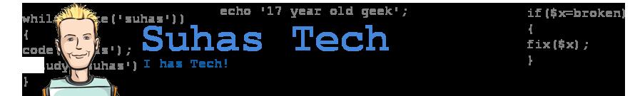 I has tech!