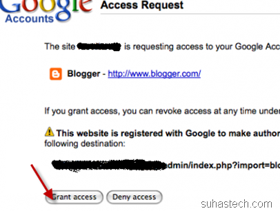 grant-access-blogger-google