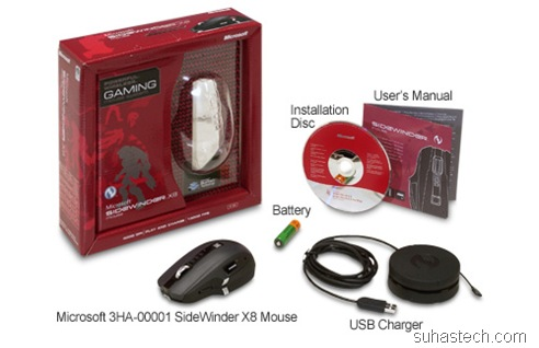microsoft-sidewinder-x8-dock-battery-mouse-manual