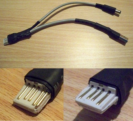 [diy] kinect ac power adapter / connector for the old xbox 360 - suhas tech
