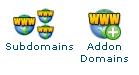 sub-domain-addon-domain-cpanel